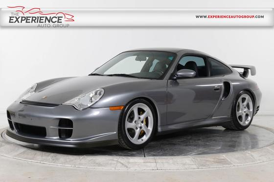 2002 Porsche 911 GT2:24 car images available