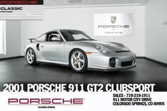 2001 Porsche 911 GT2:24 car images available