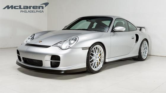 2003 Porsche 911 GT2:21 car images available
