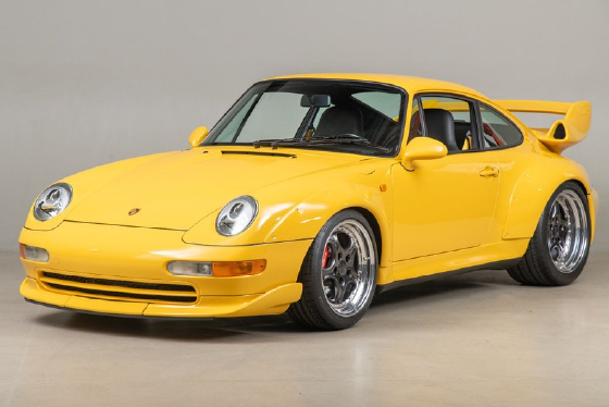 1996 Porsche 911 GT2:15 car images available