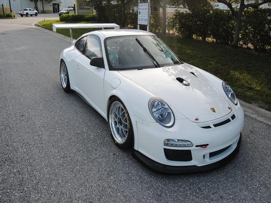 2012 Porsche 911 GT3 Cup Car:10 car images available