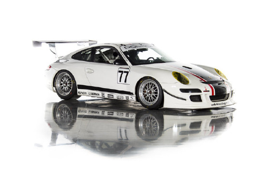 2009 Porsche 911 GT3 Cup Car:6 car images available