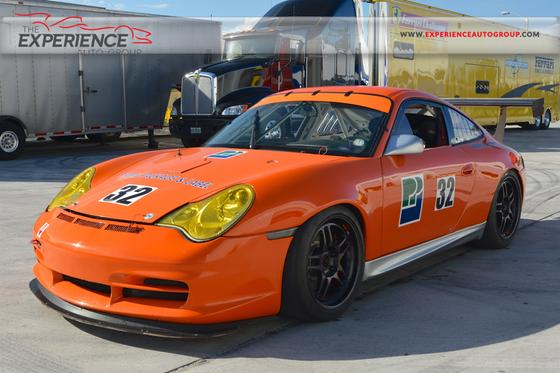 2005 Porsche 911 GT3 Cup Car:15 car images available