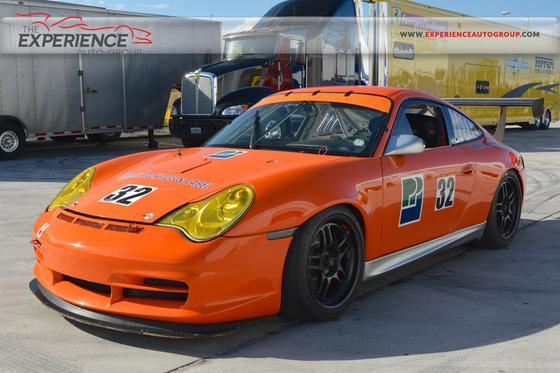 2005 Porsche 911 GT3 Cup Car:15 car images available