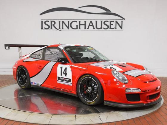 2011 Porsche 911 GT3 Cup Car:24 car images available