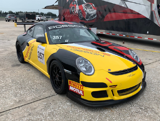 2009 Porsche 911 GT3 Cup Car:5 car images available