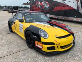 2009 Porsche 911 GT3 Cup Car:5 car images available