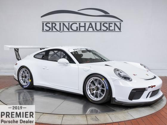 2018 Porsche 911 GT3 Cup Car:24 car images available