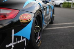 2008 Porsche 911 GT3 Cup Car