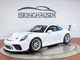 2019 Porsche 911 GT3 Cup Car
