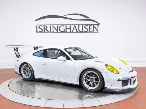 2016 Porsche 911 GT3 Cup Car:23 car images available