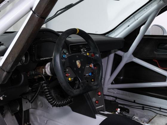 2016 Porsche 911 GT3 Cup Car