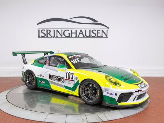 2018 Porsche 911 GT3 Cup Car:24 car images available