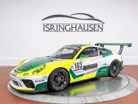 2018 Porsche 911 GT3 Cup Car