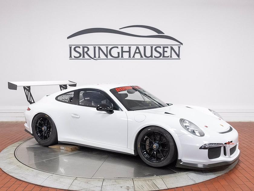 2015 Porsche 911 GT3 Cup Car:24 car images available