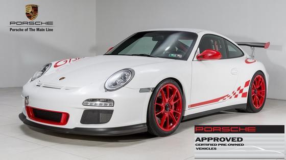 2011 Porsche 911 GT3 RS:20 car images available