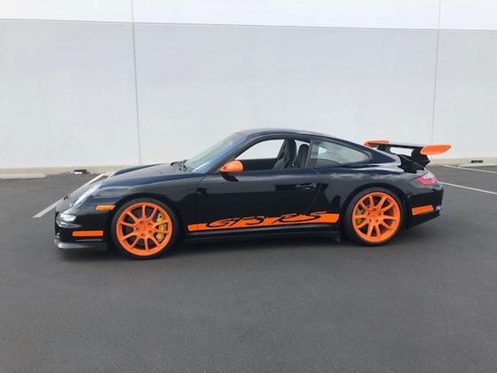 2007 Porsche 911 GT3 RS:16 car images available