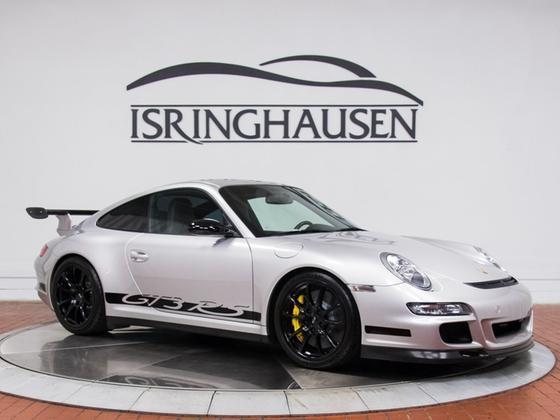 2007 Porsche 911 GT3 RS:24 car images available