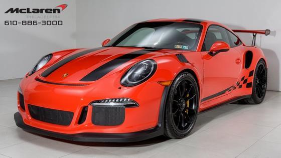 2016 Porsche 911 GT3 RS:22 car images available