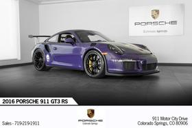 2016 Porsche 911 GT3 RS:24 car images available