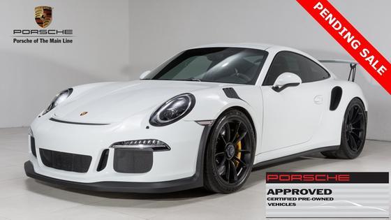 2016 Porsche 911 GT3 RS:20 car images available