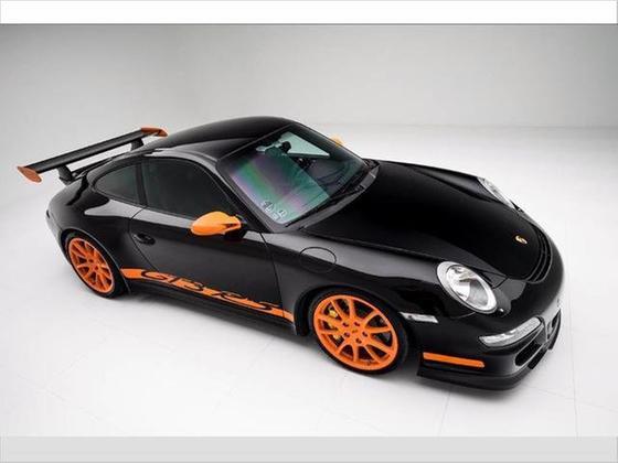 2007 Porsche 911 GT3 RS:4 car images available
