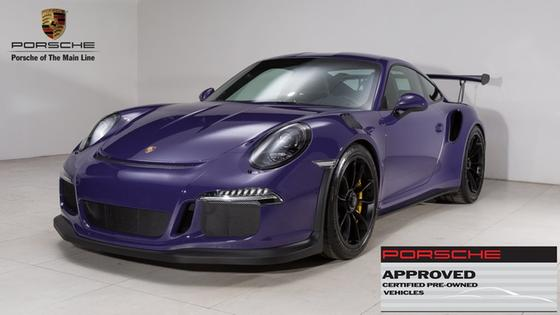 2016 Porsche 911 GT3 RS:20 car images available