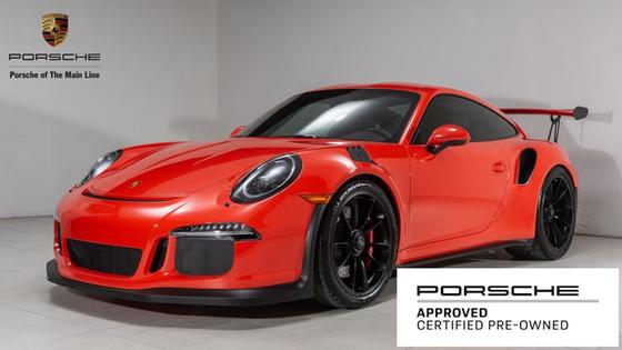 2016 Porsche 911 GT3 RS:21 car images available