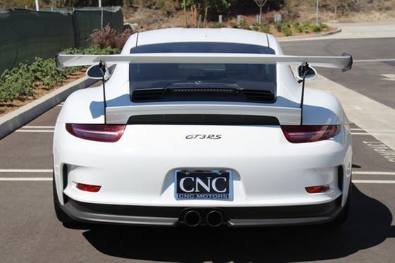 2016 Porsche 911 GT3 RS