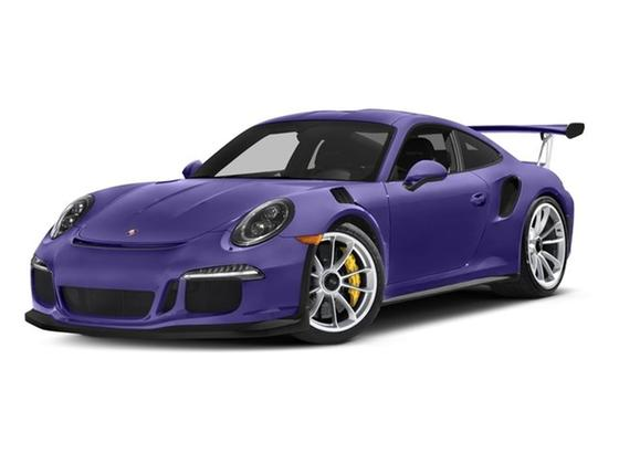 2016 Porsche 911 GT3 RS : Car has generic photo