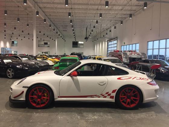 2011 Porsche 911 GT3 RS:6 car images available