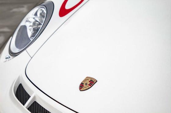 2011 Porsche 911 GT3 RS