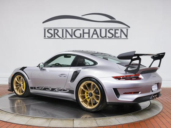 2019 Porsche 911 Gt3 Rs For Sale In Springfield Il