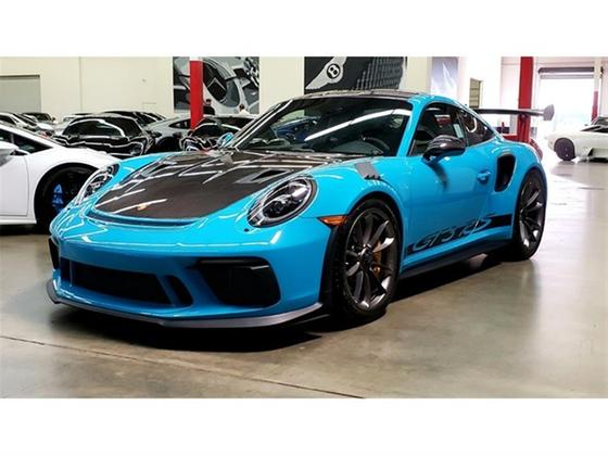 2019 Porsche 911 GT3 RS:4 car images available