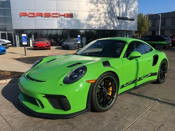 2019 Porsche 911 GT3 RS:19 car images available