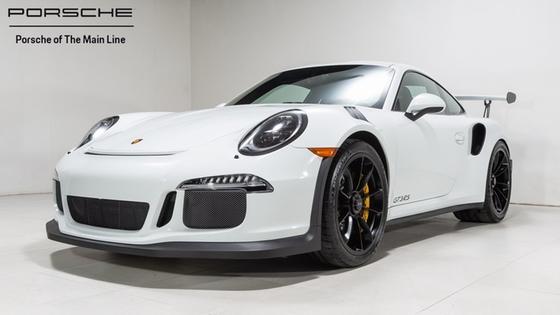 2016 Porsche 911 GT3 RS:21 car images available