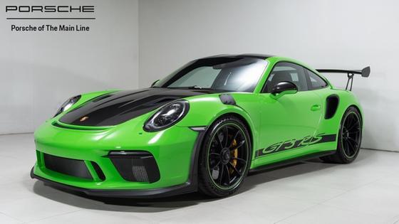 2019 Porsche 911 GT3 RS:22 car images available