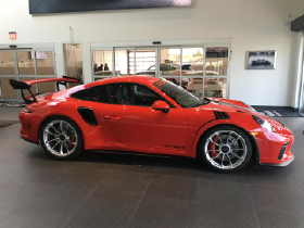 2019 Porsche 911 GT3 RS:12 car images available