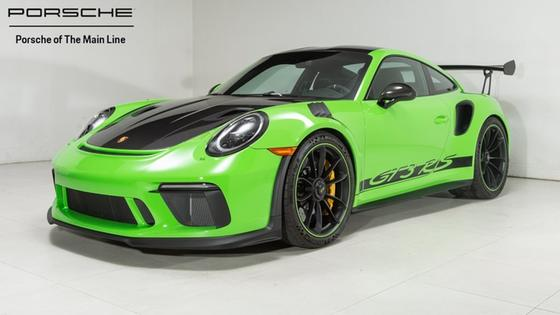 2019 Porsche 911 GT3 RS:21 car images available