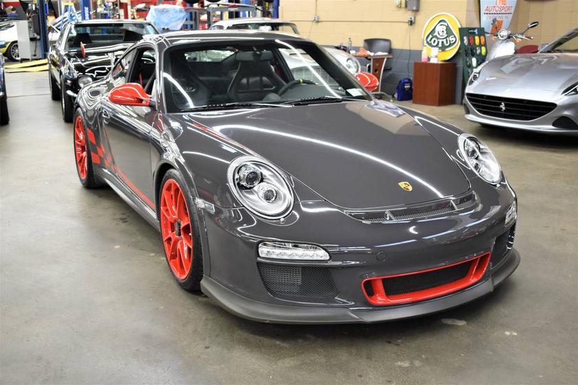 2011 Porsche 911 GT3 RS:12 car images available