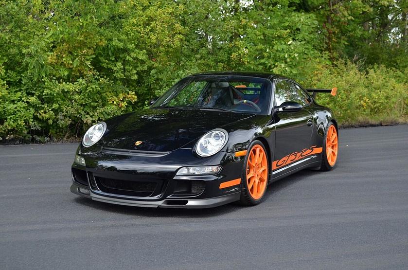 2008 Porsche 911 GT3 RS:24 car images available
