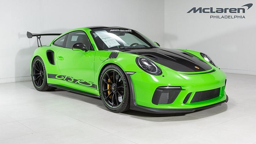 2019 Porsche 911 GT3 RS:23 car images available