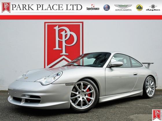2004 Porsche 911 GT3:24 car images available