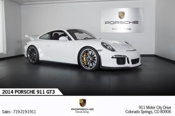 2014 Porsche 911 GT3:23 car images available