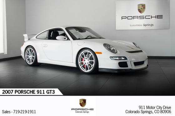 2007 Porsche 911 GT3:23 car images available
