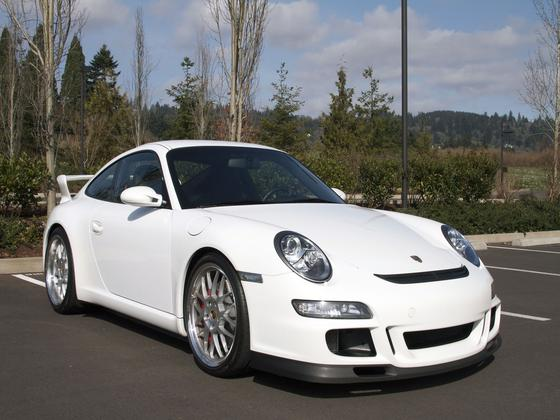 2007 Porsche 911 GT3:6 car images available