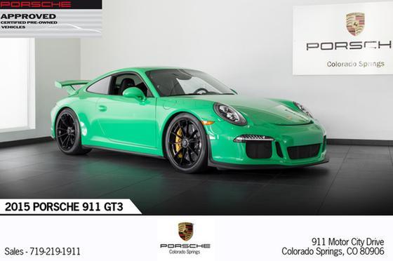 2015 Porsche 911 GT3:21 car images available