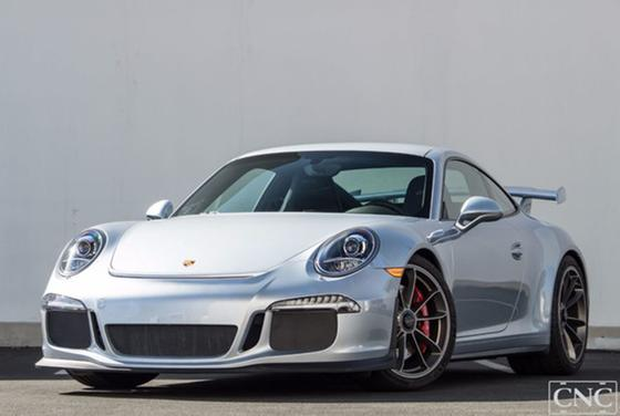 2016 Porsche 911 GT3:24 car images available