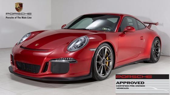 2014 Porsche 911 GT3:21 car images available