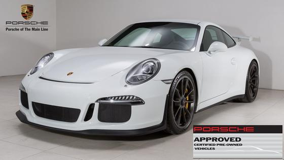 2014 Porsche 911 GT3:21 car images available